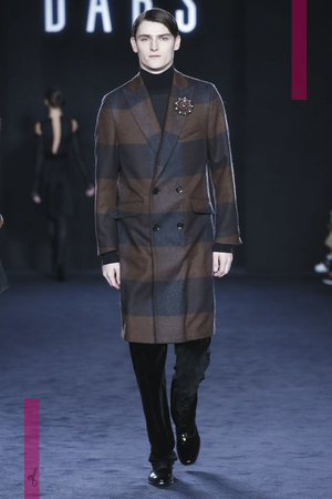 Daks Fashion Show, Ready To Wear Collection Fall Winter 2016 in London