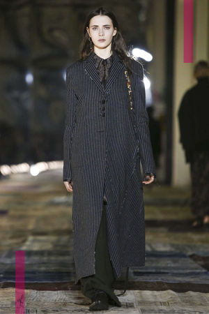 Damir Doma Fashion Show, Ready To Wear  Collection Fall Winter 2016 in Milan