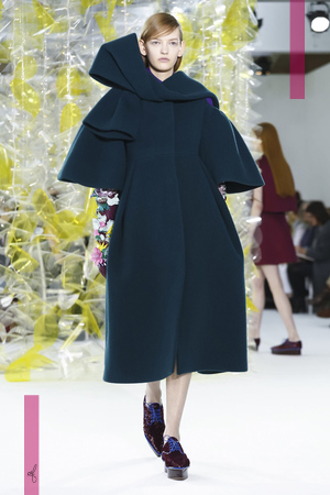DelPozo Fashion Show, Ready to Wear Collection Fall Winter 2016 in New York