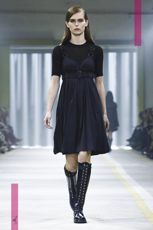 Diesel Black Gold Fashion Show, Ready to Wear Collection Fall Winter 2016 in Milan