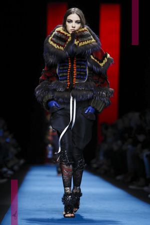 Dsquared2 Fashion Show, Ready To Wear Collection Fall Winter 2016 in Milan