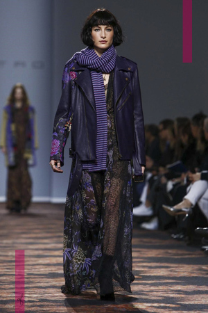 Etro Fashion Show, Ready to Wear Collection Fall Winter 2016 in Milan