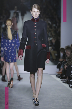 Fay Fashion Show, Ready To Wear  Collection Fall Winter 2016 in Milan