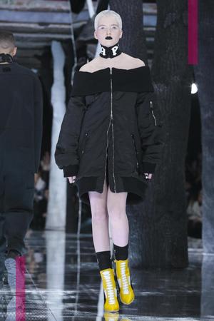 Fenty Rihanna X Puma Fashion Show, Ready To Wear Fall Winter 2016 Collection in New York