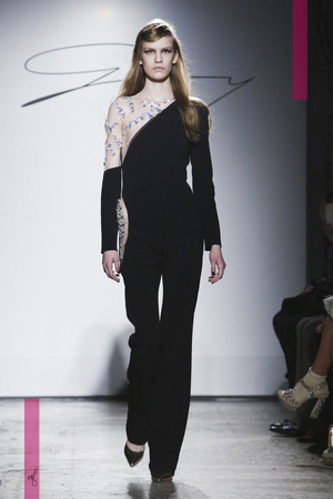 Genny Fashion Show, Ready To Wear Collection Fall Winter 2016 in Milan