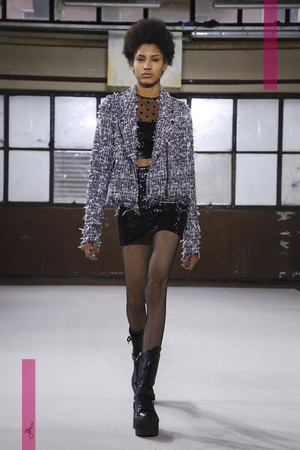 Giamba Fashion Show, Ready To Wear Collection Fall Winter 2016 in Milan