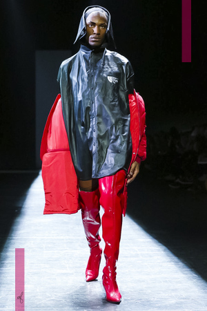 Hood by Air Fashion Show Ready To Wear Collection Fall Winter 2016 in New York
