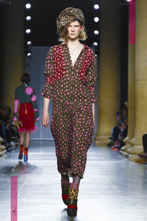 House of Holland, Fashion Show, Ready To Wear Collection Fall Winter 2016 in London