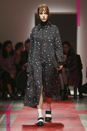 Iceberg Fashion Show, Ready to Wear Collection Fall Winter 2016 in Milan