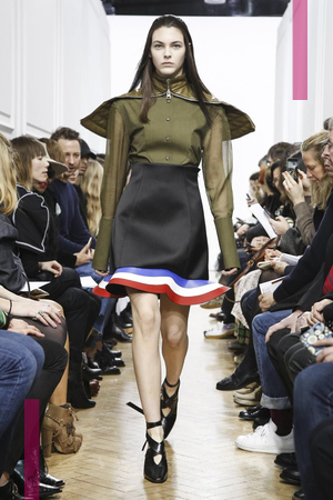 J.W. Anderson Fashion Show, Ready To Wear Collection Fall Winter 2016 in London