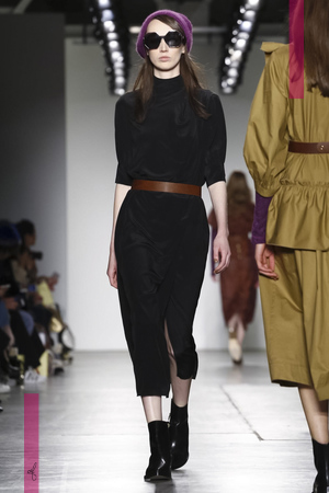 Karen Walker Fashion Show, Ready to Wear Collection Fall Winter 2016 in New York