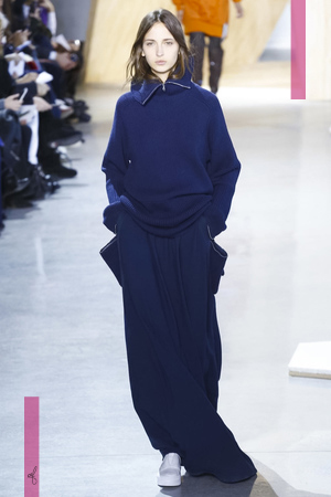 Lacoste Fashion Show, Ready to Wear Collection Fall Winter 2016 in New York