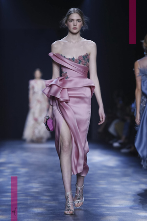 Marchesa Fashion Show, Ready To Wear  Collection Fall Winter 2016 in New York