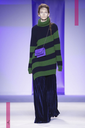 Marco de Vincenzo Fashion Show, Ready To Wear Collection Fall Winter 2016 in Milan