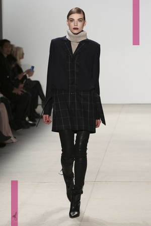 Marissa Webb Fashion Show Ready To Wear Collection Fall Winter 2016 in New York