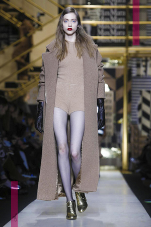 Max Mara Fashion Show, Ready To Wear Collection Fall Winter 2016 in Milan