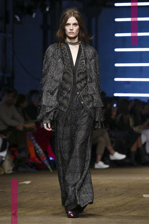 Missoni Fashion Show, Ready To Wear  Collection Fall Winter 2016 in Milan