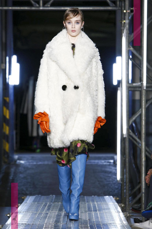 MSGM Fashion Show, Ready To Wear Collection Fall Winter 2016 in Milan
