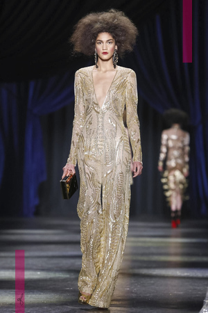 Naeem Khan Fashion Show, Ready To Wear  Collection Fall Winter 2016 in New York
