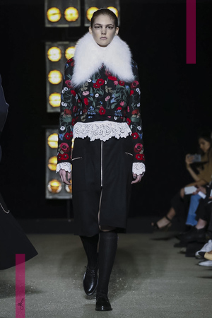 Osman Fashion Show, Ready To Wear Collection Fall Winter 2016 in London