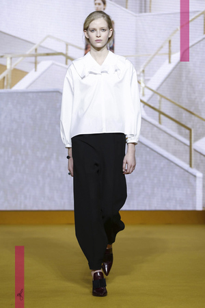 Paul Smith Design Fashion Show, Ready To Wear Collection Fall Winter 2016 in London