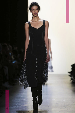 Prabal Gurung Fashion Show, Ready To Wear Collection Fall Winter 2016 in New York