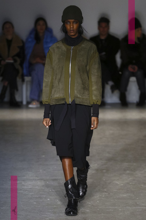 Public School Fashion Show, Ready to Wear Collection Fall Winter 2016 in New York
