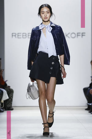 Rebecca Minkoff Fashion Show, Ready to Wear Collection Fall Winter 2016 in New York