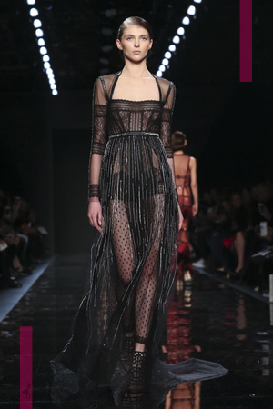 Reem Acra Fashion Show, Ready To Wear  Collection Fall Winter 2016 in New York