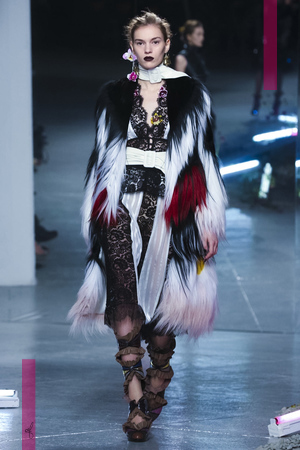 Rodarte Fashion Show Ready To Wear Collection Fall Winter 2016 in New York
