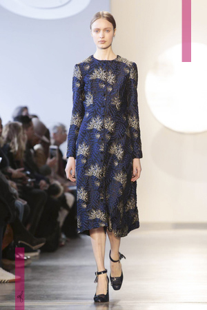 Suno Fashion Show, Ready To Wear  Collection Fall Winter 2016 in New York