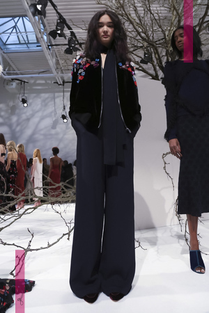Tanya Taylor Fashion Show, Ready To Wear  Collection Fall Winter 2016 in New York