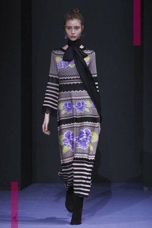 Temperley London Fashion Show, Ready To Wear Collection Fall Winter 2016 in London