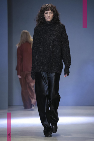 Tibi Fashion Show, Ready To Wear Collection Fall Winter 2016 in New York