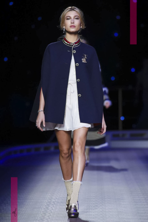 Tommy Hilfiger Fashion Show, Ready To Wear Collection Fall Winter 2016 in New York