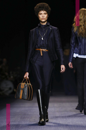 Trussardi Fashion Show, Ready To Wear  Collection Fall Winter 2016 in Milan
