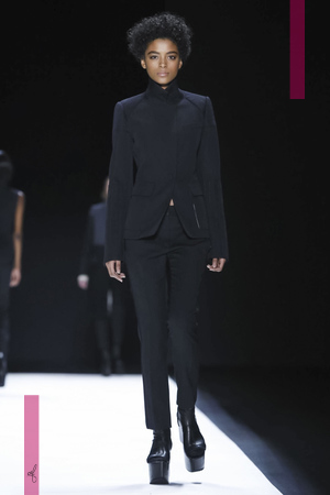 Vera Wang Fashion Show, Ready To Wear  Collection Fall Winter 2016 in New York