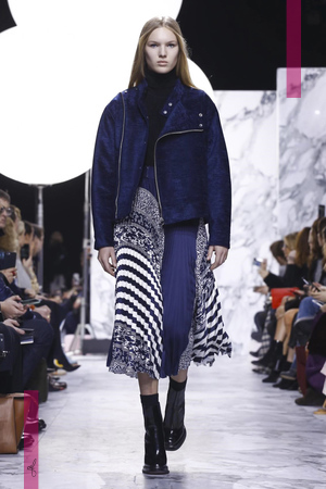 Carven Fashion Show, Ready To Wear Collection Fall Winter 2016 in Paris