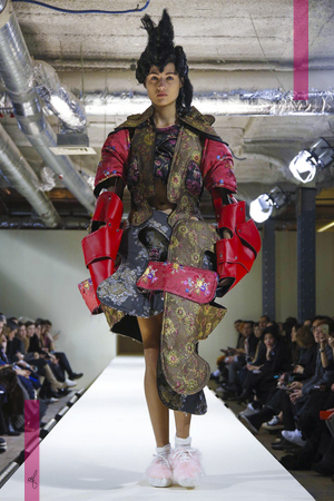Comme des Garcons, Fashion Show, Ready To Wear Collection Fall Winter 2016 in Paris