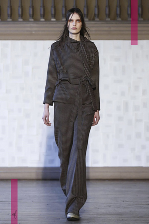 EACH x OTHER Fashion Show, Ready To Wear Collection Fall Winter 2016 in Paris