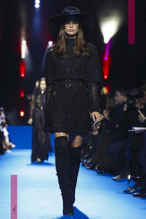 Elie Saab Fashion Show, Ready To Wear Collection Fall Winter 2016 in Paris
