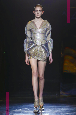 Iris Van Herpen, Fashion Show, Ready To Wear Collection Fall Winter 2016 in Paris