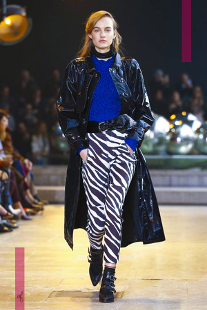 Isabel Marant Fashion Show, Ready To Wear Collection Fall Winter 2016 in Paris