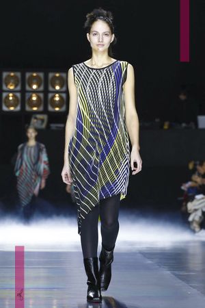 Issey Miyake Fashion Show, Ready To Wear  Collection Fall Winter 2016 in Paris