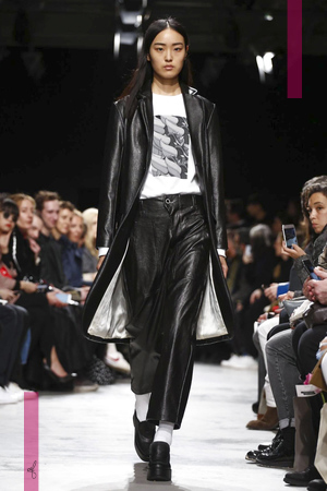 Julien David Fashion Show, Ready To Wear Collection Fall Winter 2016 in Paris