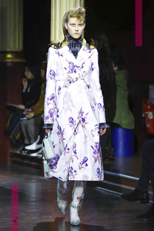 Kenzo, Fashion Show, Ready To Wear Collection Fall Winter 2016 in Paris
