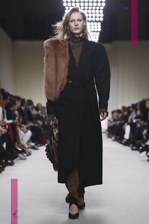 Lanvin Fashion Show, Ready To Wear Collection Fall Winter 2016 in Paris