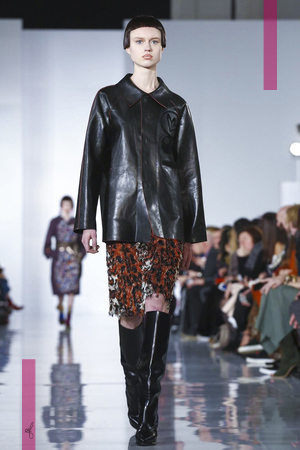 Maison Margiela Fashion Show, Ready To Wear Collection Fall Winter 2016 in Paris