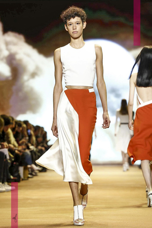 Mugler, Fashion Show, Ready To Wear Collection Fall Winter 2016 in Paris