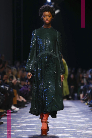 Rochas, Fashion Show, Ready To Wear Collection Fall Winter 2016 in Paris